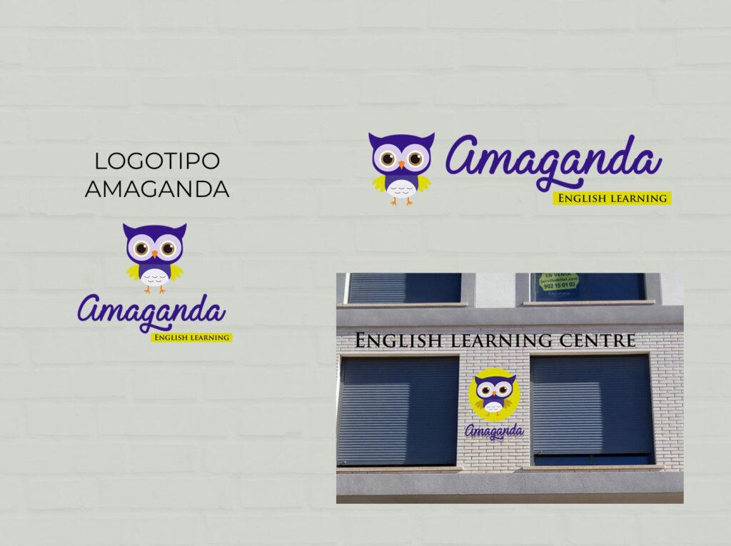Logo academia ingles